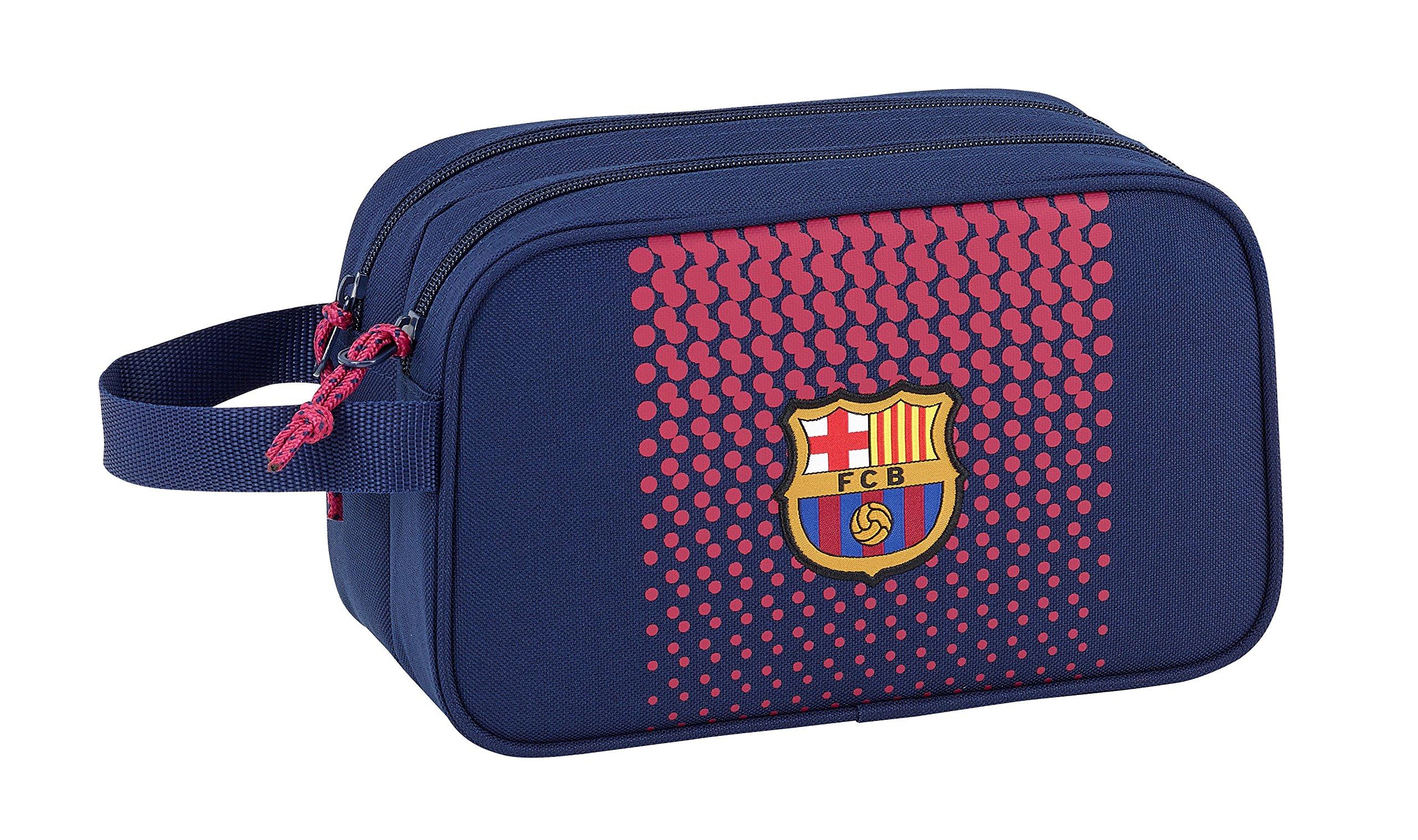 Safta Neceser F.C. Barcelona Corporativa Oficial Grande 260x125x150mm