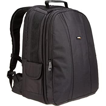 AmazonBasics SM1303003 Rucksack für DSLRs / Laptops (graues Innenfutter)