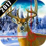 Deer Hunting 2017 Pro: Ultimatives Scharfschützen-Schießen 3D