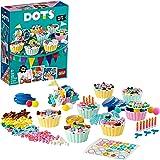 LEGO 41926 DOTS Creatieve Feestkit met Cupcakes Knutselpakket, Knutselen voor Kinderen vanaf 6 Jaar, Knutselideeën