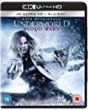 Underworld: Blood Wars (4K Ultra HD Blu-ray + Blu-ray) [2017] [Region Free]