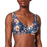 Lovable Printed Recycled Bikini Reggiseno con Ferretto in Microfibra Riciclata Donna