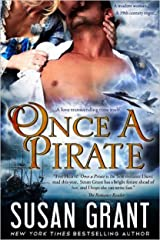 Once a Pirate: a time travel romance Kindle Edition
