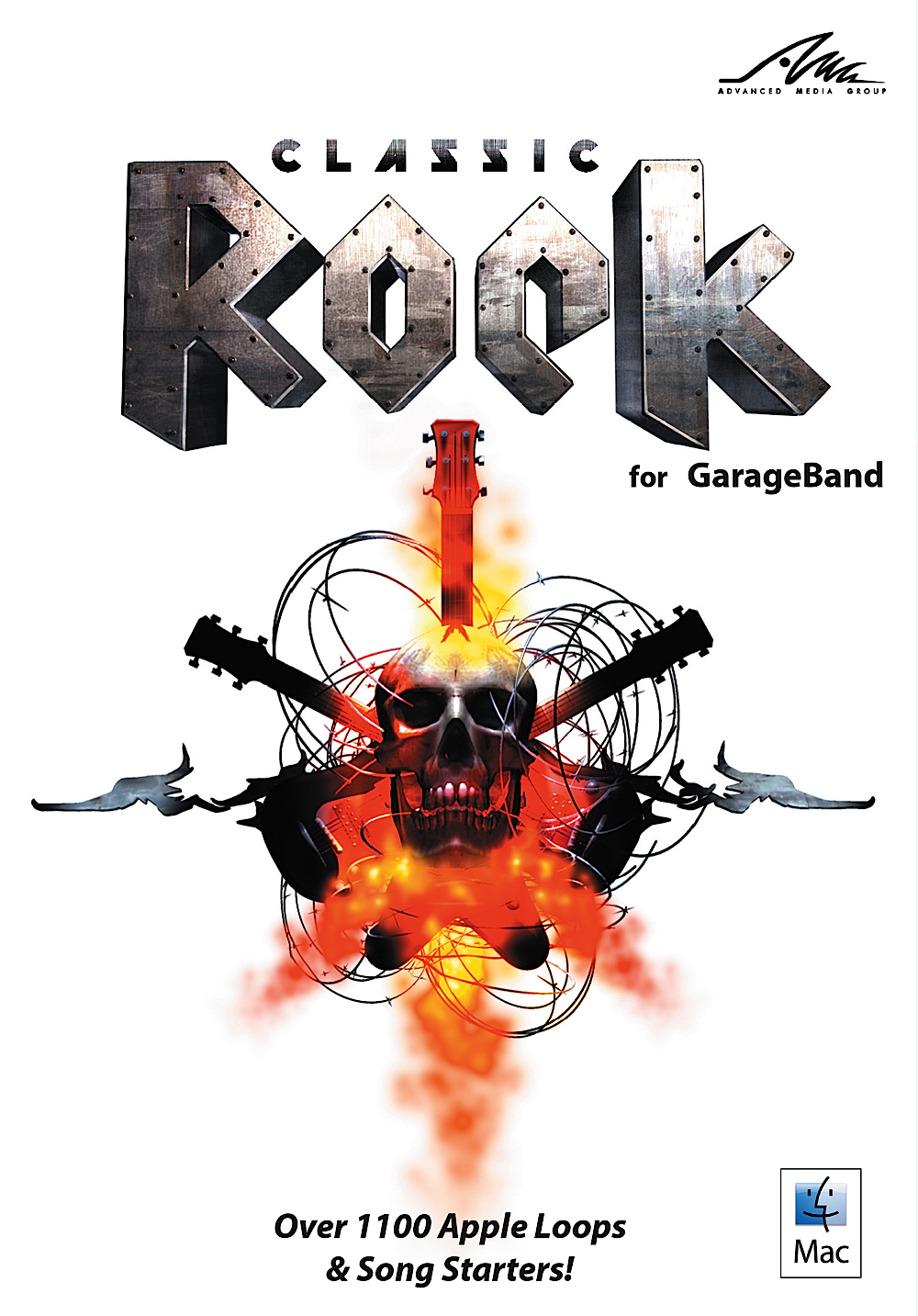 Rock für GarageBand - über 1100 Classic Rock Loops für Apple's GarageBand & Logic [Download] Garageband Download