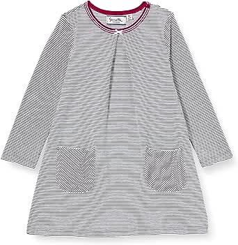 Sanetta Fiftyseven Kleid Blue Robe décontractée Bébé Fille