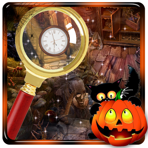 Hidden Objects Halloween Escape 2018