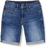G-STAR RAW 3301 Slim 1/2 Pantalones Cortos para Hombre