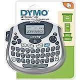 Dymo S0758370 Letra Tag Lt-100T Elektronisch Labelapparaat, Grijs