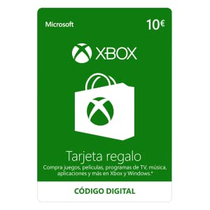 Xbox Live – Tarjeta Regalo [Xbox Live Código Digital]