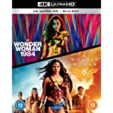 Wonder Woman 1984/ Wonder Woman (2pk) [UHD] [2021] [Blu-ray] [Region Free]
