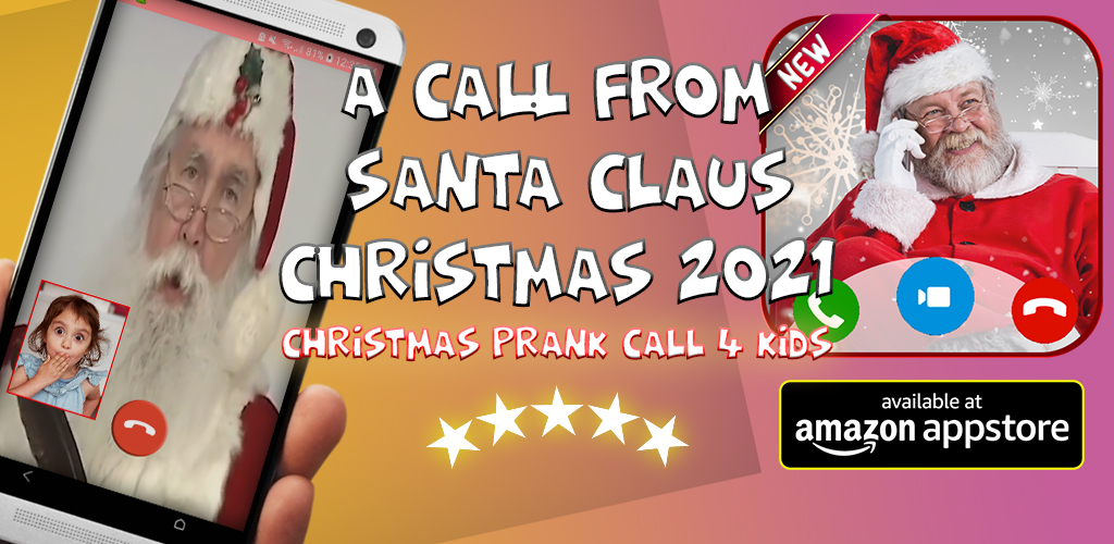Christmas 2021 Santa Tracker A Call From Santa Claus Christmas 2021 Free Fake Phone Calls And Free Fake Text Message From Tracker Santa Claus Id Pro Prank 2021 Amazon In Appstore For Android