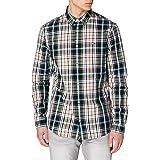 Tommy Hilfiger Tjm Seasonal Check Shirt T Uomo