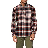 Jack & Jones Jjplain Pre Check Shirt LS Camisa para Hombre