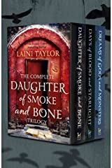 The Complete Daughter of Smoke and Bone Trilogy Kindle Edition