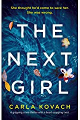 The Next Girl: A gripping thriller with a heart-stopping twist (Detective Gina Harte Book 1) Kindle Edition