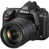 Nikon D780 + AF-S NIKKOR 24-120 VR Reflex Digitale, 24.5 MP, CMOS FX Pieno Formato, 2 Slot Cart, Face Det AF Live View…