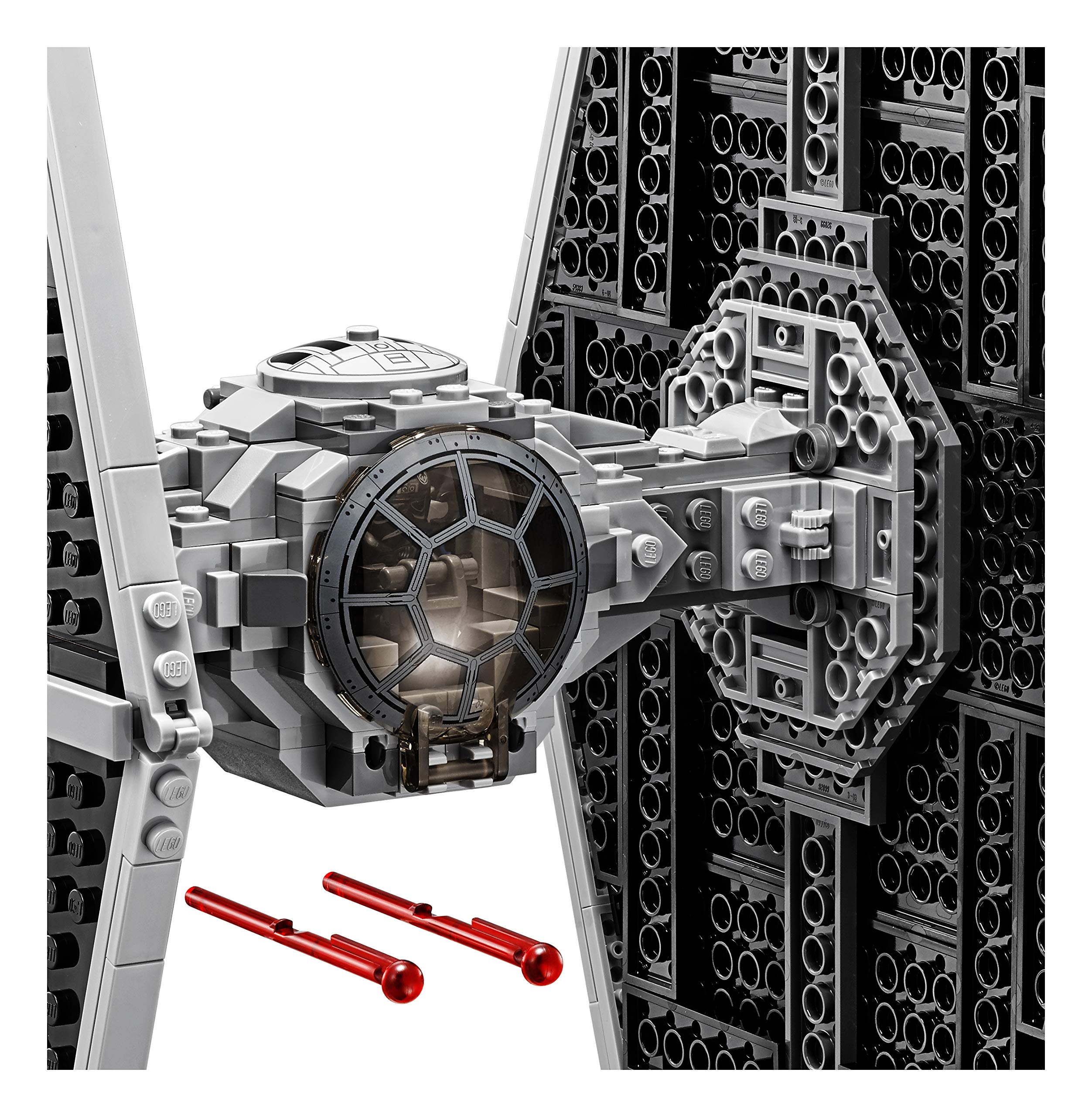 LEGO- Star Wars TMImperial Tie Fighter, Multicolore, 75211 5 spesavip