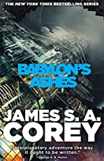 Babylon's Ashes: Book Six of the Expanse (now a major TV series on Netflix) (English Edition)