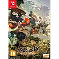 Sakuna: Of Rice and Ruin Golden Harvest Limited Edition (Nintendo Switch)