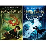 Harry Potter and the Chamber of Secrets (Harry Potter 2) + Harry Potter and the Prisoner of Azkaban (Harry Potter 3) (Set of