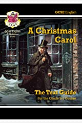 Grade 9-1 GCSE English Text Guide - A Christmas Carol (CGP GCSE English 9-1 Revision) Paperback