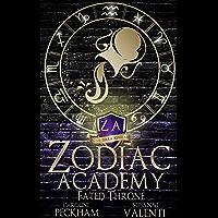 Zodiac Academy 6: Fated Throne (English Edition)