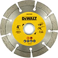 DEWALT DW47402M-IN 4''/110 mm Segmented Diamond Marble Cutting Blade