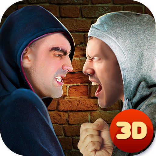 Real Criminal Thug Gangsters Fighting - Scramble is Life -