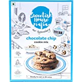 Sweetish House Mafia Chocolate Chip Cookie Premix | Chocolate Chunk Cookie Ready Mix | Easy to Make Cookie Baking Mix| Cookie