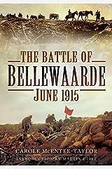 The Battle of Bellewaarde, June 1915 Hardcover