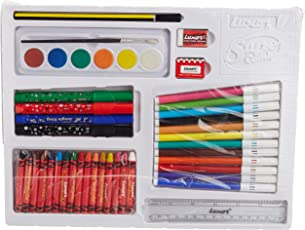 Luxor Drawing & Coloring Set Junior Super Combo Stationery