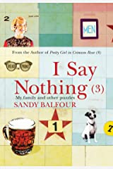 I Say Nothing (3): My Family and Other Puzzles: No. 3 Hardcover