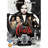 Cruella DVD
