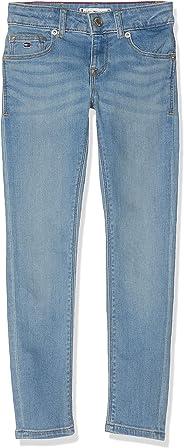 Tommy Hilfiger Mädchen Nora Rr Skinny Mlst Jeans