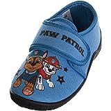 Brandsseller Zapatillas de estar por casa para niño, con motivos en el estilo de la Patrulla Canina.