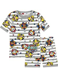 2439f72d0ff3a Paw Patrol Boys Chase Marshall and Rubble Pyjamas Snuggle Fit Ages 18 Months  to 8 Years
