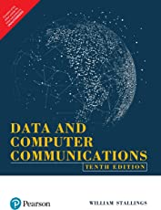 Data and Computer Communications by Pearson