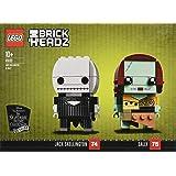 LEGOBrickHeadz Jack Skellington& Sally (41630) – Weihnachtsspielzeug