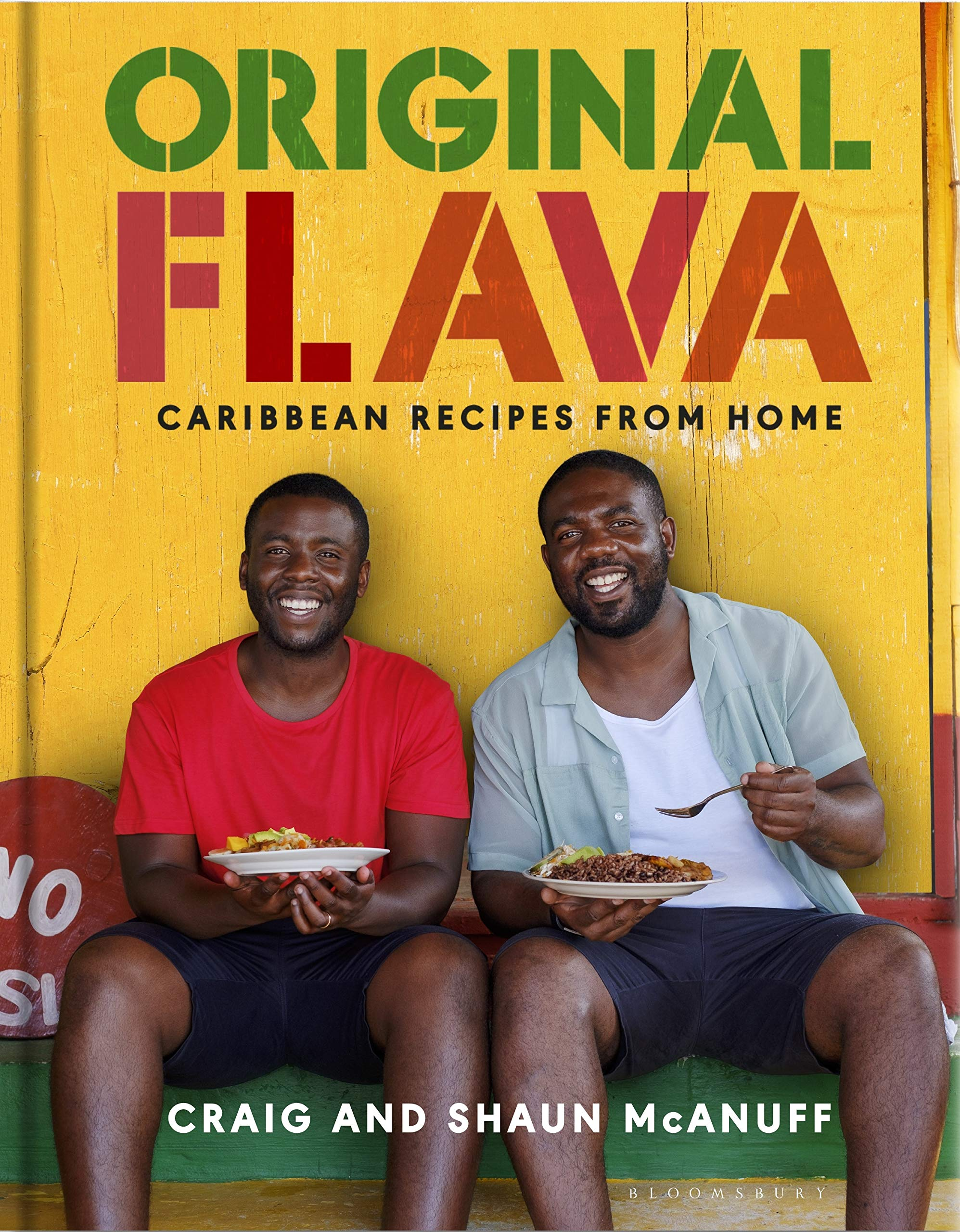 Original Flava: Caribbean Recipes from Home 1