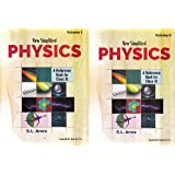 New Simplified Physics: A Reference Book for Class 11 (Set of 2 Vol.) Examination 2020-2021