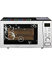 Godrej 19 L Convection Microwave Oven with  free 4 movie vouchers upto Rs 2000(GMX 519 CP1, White Rose)