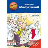 El Mitjó Vermell: Llibre infantil de detectius per a nens de 8 anys amb enigmes per resoldre anant davant del mirall! Llibre