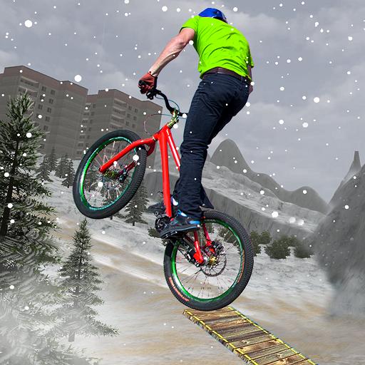 MTB Bicycle Stunts Tracks (Bmx Bikes Games)