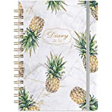 Amazon Brand - Eono Diary 2021-2022 Week to View, A5 Weekly Planner from July 2021 to June 2022, with Monthly Tabs and Expand