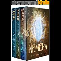 Nemera - L'intégrale: Un Univers de Science Fiction Post-Apocalyptique Saupoudré de Romance - Tomes 1, 2 & 3