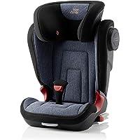 Britax Römer Kindersitz 3,5 - 12 Jahre I 15 - 36 kg I KIDFIX 2 S Autositz Isofix Gruppe 2/3 I Blue Marble