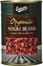 Epicure Aduki Beans in Water, 400g