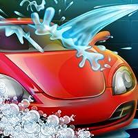Salone Autolavaggio e negozio di carrozzeria : gioco educativo per