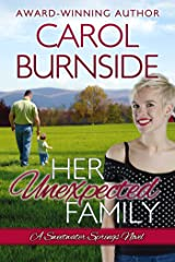 Her Unexpected Family: A Sweetwater Springs Novel (English Edition) Versión Kindle