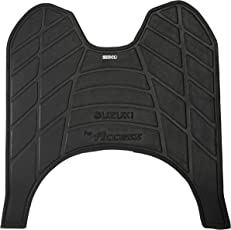 SEECO Floor Mat for Suzuki Access (Black)